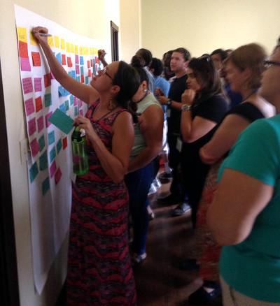 CA Tech Summit Agenda Brainstorm