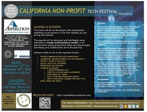 CATechFest Flyer