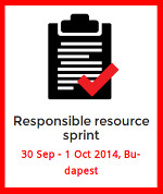 Responsible Resource Sprint Info and Reg