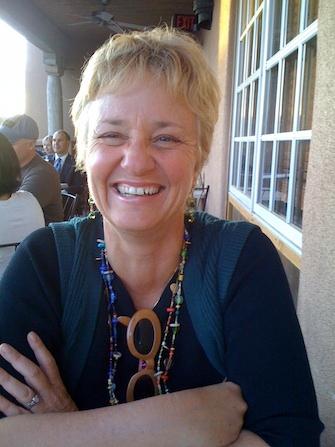 Kristine, founder of ArtSpark